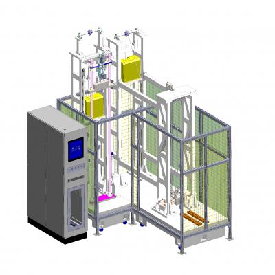 电子液压制动系统性能测试试验