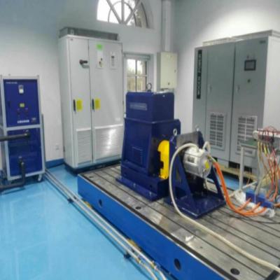 新能源电动车驱动电机系统性能测试台